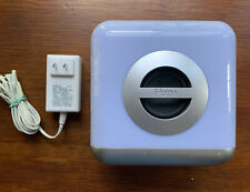 iHome COLOR CHANGING iPod iPhone SPEAKER SYSTEM iH15 Cube Dock Charge Mood Light