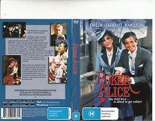Poker Alice-1987-Elizabeth Taylor-Movie-DVD