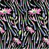1/2 YARD Tula Pink ACACIA QUILLS Floral Free Spirit Cotton Fabric - OOP - HTF