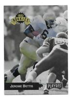 Jerome Bettis Rookie Card 1993 Playoff #294 Pittsburgh Steelers HOFer RC