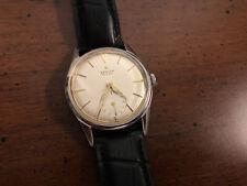 RARE DIAL Zenith Pilot vintage Swiss mechanical watch (1959)