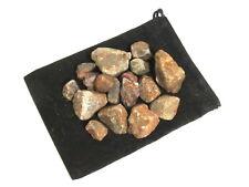 Rough Ruby Sapphire Stones 1/2 lb Lot Zentron Crystals
