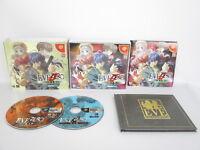EVE ZERO PERFECT Edition Kanzen Ban Ref/8135 Dreamcast Sega Japan Game dc
