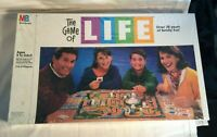 Vintage 1991 Milton Bradley THE GAME OF LIFE Family Board Game NEW SEALED