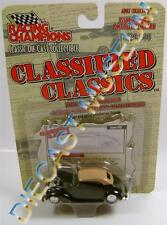 1937 '37 RAPIDE COUPE CLASSIFIED CLASSICS RACING CHAMPIONS RC DIECAST RARE