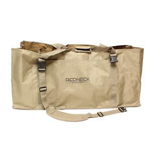 Slotted Decoy Bag Decoy Backpack for 12 Decoys – Duck Decoy Bag Duck Hunting Bag