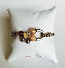 Antica Murrina Jane F--Handmade Murano Glass Bracelet