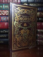 Tales of Norse Mythology Brand New Sealed Leather Bound Collectible Viking Age
