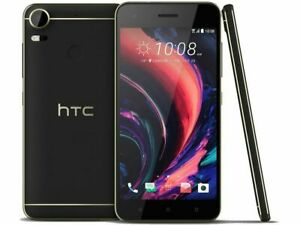 HTC Desire 10 Lifestyle Stone Black New Unlocked