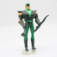 super hero Green Arrow DC Universe JUSTICE LEAGUE UNLIMITED Actuin Figures Loose
