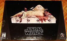 STAR WARS STATUE DIORAMA SH FIGUARTS ATTAKUS GENTLE GIANT JABBA THE HUTT SCENE