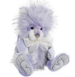 'Lisa' by Charlie Bears - limited edition Plumo jointed teddy bear - CB202007B