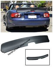 For 99-05 Mazda Miata NB Custom Bunny Style Rear Trunk Lip Wing Spoiler Kit