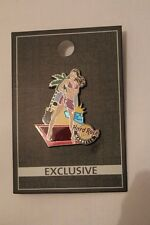 NEW Hard Rock Cafe Pin Marbella Beach Bikini Girl with Palm Tree Guitar