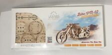 NEW SEALED UGears Bike VM-02 - Wooden Mechanical Model - 189 Pieces