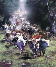 """"""" Texas Trails """" by Ragan Gennusa"""