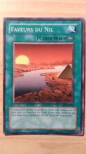 Carte Yu Gi Oh Faveurs Du Nil AST-FR090