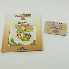 Rare World of Teddy Ruxpin tape & book The Airship Worlds of Wonder 1985