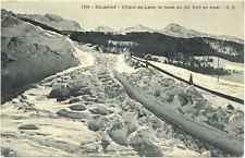 38/CPA - Villard de Lans - La Route du Col Vert en Hiver