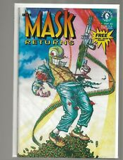 The Mask Returns #1-2 (Dark Horse Comics 1991-92)