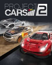 Project Cars 2 PC STEAM GAME Digital Download Code (no disc) BRAND NEW FULL GAME