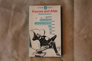 The Keyens and After Michael Stewart  - Pelican Books