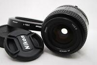 【Mint】Nikon AF NIKKOR 24mm  F/2.8 D From Japan