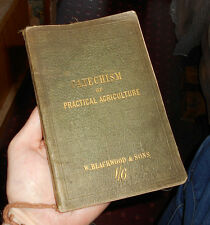 CATECHISM of PRACTICAL AGRICULTURE Henry Stephens SEASONAL FARMING 1856