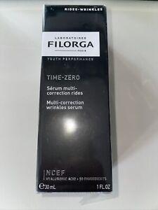 FILORGA TIME ZERO MULTI-CORRECTION WRINKLES SERUM - 30ML NEW