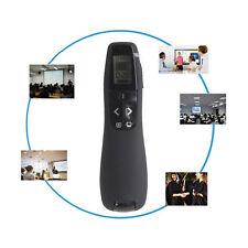 Pro Presenter Wireless Presenter 2.4GHz R800 Laser Pointer USB Receiver With Bag