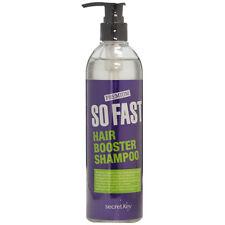 So Fast Hair Lengthen Growth Booster Shampoo 360ml Korea beauty hair Treatment