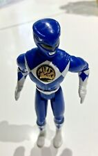Billy Blue Mighty Morphin Power Rangers Vintage 1993 Flip Head Action Figure ?