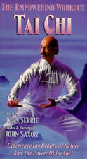 Tai Chi: The Empowering Workout with Dr. Jerry Alan Johnson, PhD. (DVD)