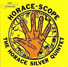 HORACE SILVER Horace-Scope CD NEW RE RM Blue Note 0946 3 55207 2 1 hard bop jazz