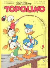 *** TOPOLINO LIBRETTO N. 647 - DEL 21 APRILE 1968 - CON ALLEGATO ***