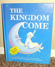 RARE KIDS ILLUSTRATED LDS MORMON BOOK THE KINGDOM COME PLAN OF SALVATION WOW!!