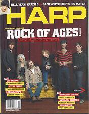 Harp magazine (June 06) - Steve Earle, Bright Eyes, Raconteurs, Kathleen Edwards