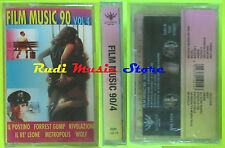 MC FILM MUSIC 90/4SIGILLATA SEALED SOUNDTRACK  forrest gump grease cd lp dvd vhs