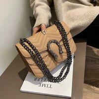 Luxury Handbag Crossbody For Women Shoulder Purse Chain Clutch Bag Messenger Bag