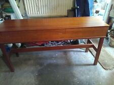 More details for vintage clavichord handbuilt 45 years ago 4 octaves excellent condition