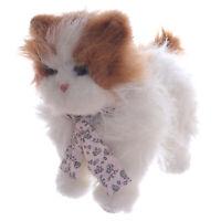 Furreal Katze Walking Kitty von Hasbro läuft und miaut 2009 20cm