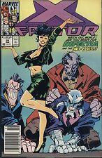 Marvel X-Factor 29 June 1988 Fame Infectia Simonson