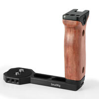 SmallRig Universal Wooden Side Handle RoninS Zhiyun Crane Series Handheld Gimbal