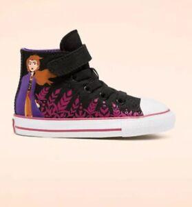 Converse x Anna Frozen 2 Chuck Taylor All Star Shoes TD Sz 5