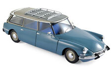 CITROEN DS 19 BREAK 1967 Azul Claro / GRIS NOREV 1:18 181591