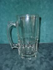 Libbey One Liter German Style Extra Large Glass Beer Stein Super Mug