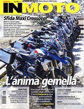 In Moto 2018 6.Maxi Crossover,Benelli 900 Sei,Moto Guzzi V7 III,Moto Morini 500