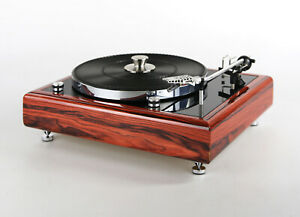 Restored & Modified Thorens Td 150 Mkii With High-Gloss