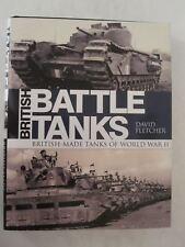 Osprey Book: British Battle Tanks: British-made tanks of World War II