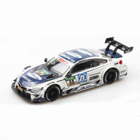 1:43 2017 BMW M4 DTM Maxime Martin Model Car Diecast Toy Collection Boys Gift